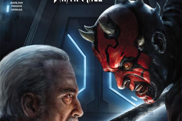 Star Wars: Darth Maul—Son of Dathomir #3 Review