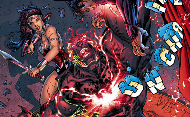 Superman Unchained #7 Review
