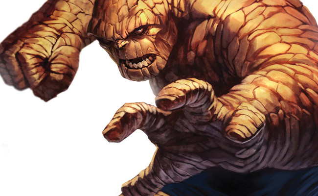 Is This The Thing For The FANTASTIC FOUR Reboot?