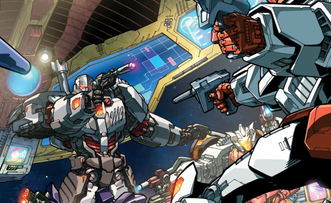 Transformers: More Than Meets The Eye #31 Review