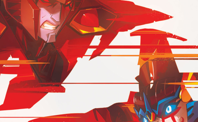 Transformers: Windblade #4 Review