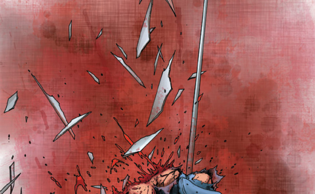 Wolverine #10 Review