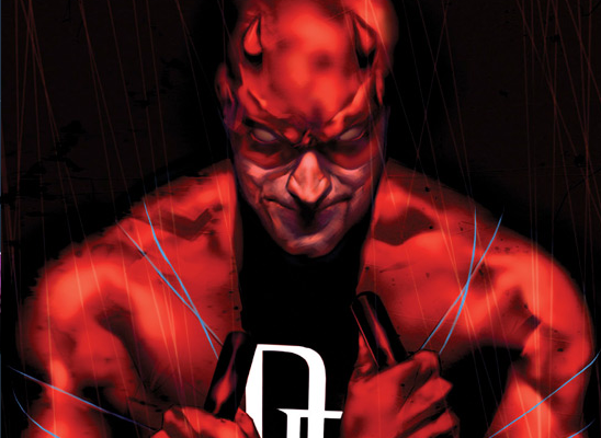 Exclusive: Ex-Daredevil Scribe Andy Diggle Talks TV Show & Waid's Contrasting Run