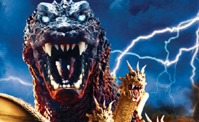 Sony Releasing a Few More Godzilla Blu-rays and Something Else…