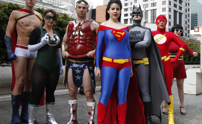 MARVEL Gets New Web Series All About COSPLAY