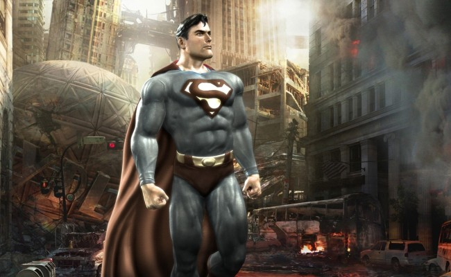 Will BATMAN: ARKHAM KNIGHT Feature Superman & Other Heroes?