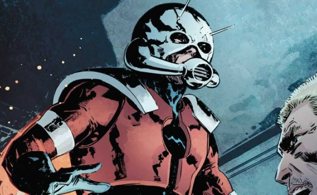 Paul Rudd Has Seen Better Days In First ANT-MAN Image