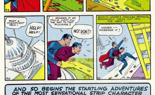ACTION COMICS #1 Reaches Nearly $2 Million In Online Auction!