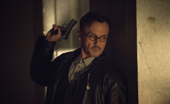 Antagonizing ARROW Wasn't Enough. Clock King Heads To THE FLASH