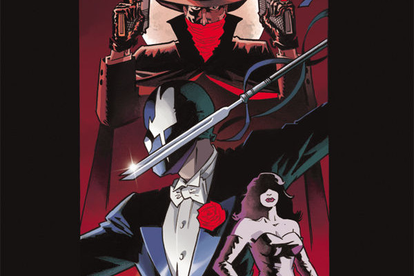 GRENDEL VS. THE SHADOW #1 Review