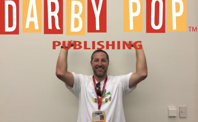 EXCLUSIVE! Jeff Kline talks DARBY POP PUBLISHING