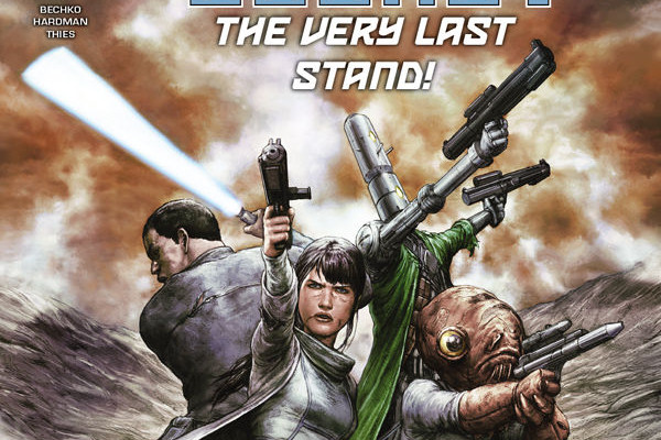 Star Wars: Legacy #18 Review