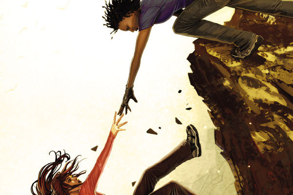 Tomb Raider #7 Review