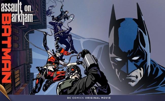 5 Most Kick-Ass Moments From BATMAN: ASSAULT ON ARKHAM