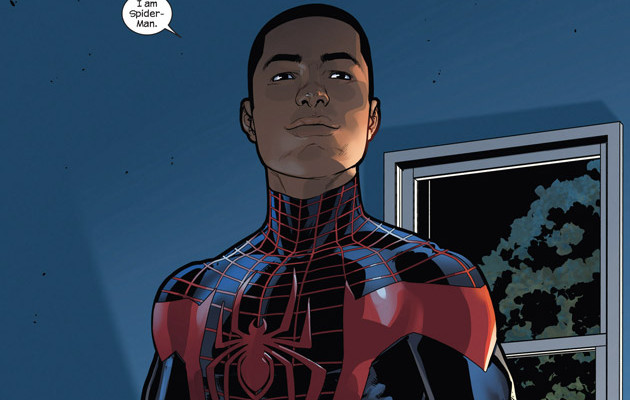 Check Out Bendis's Original Idea to Introduce 616's MILES MORALES!