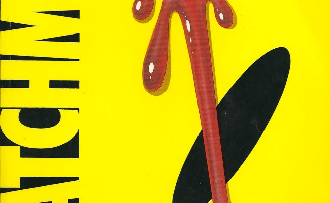 Holy Shit – a WATCHMEN Show is Coming to HBO!!!