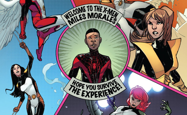 All-New X-Men #32 Review