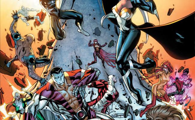 Amazing X-Men #11 Review