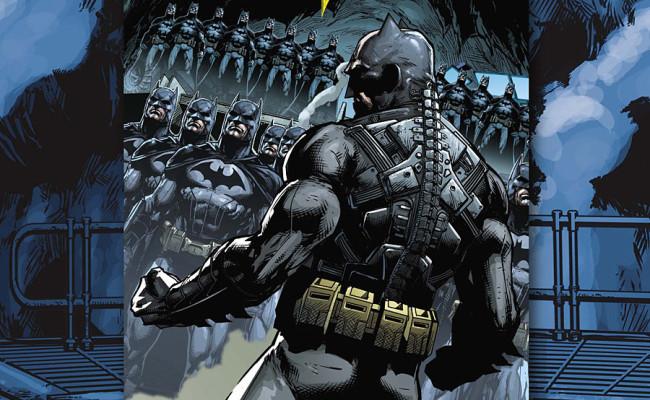 BATMAN: FUTURES END #1 Review