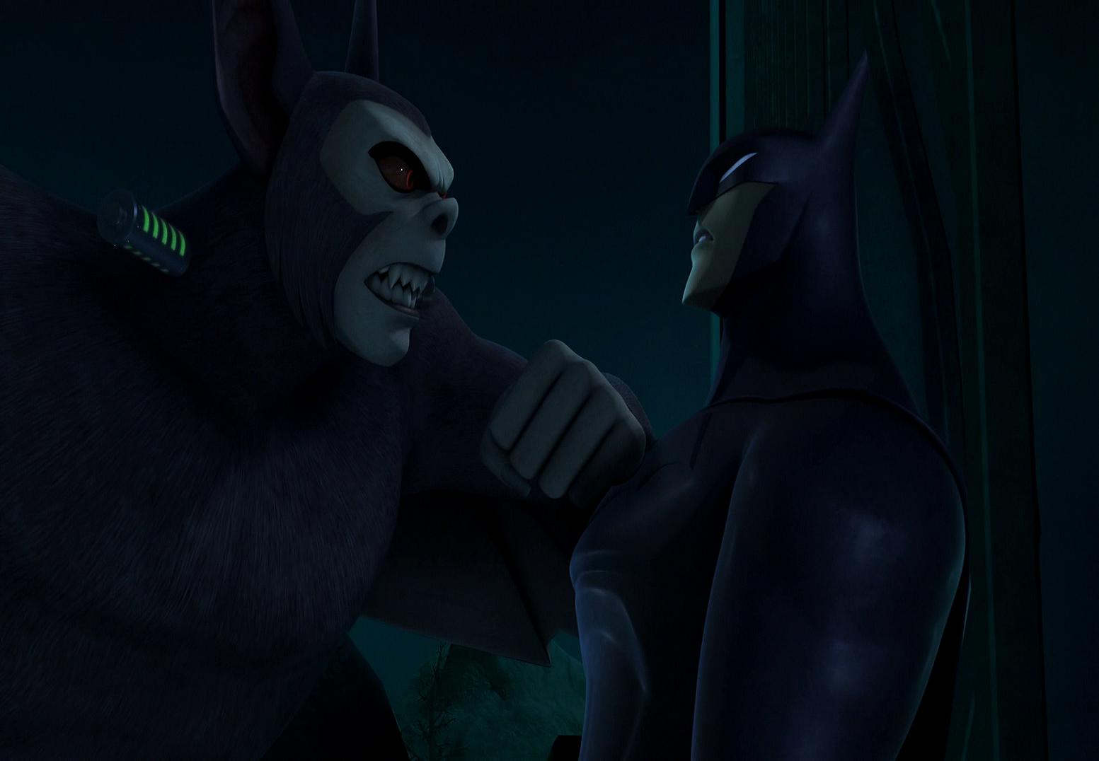 "BEWARE THE BATMAN ""Doppleganger"" Review"