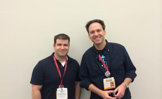 EXCLUSIVE! Matthew Federman & Stephen Scaia talk DEAD SQUAD