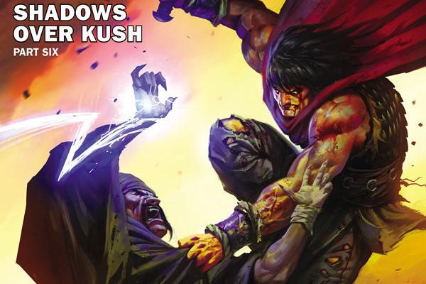 Conan the Avenger #6 Review