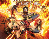 Grimm Fairy Tales presents Inferno: Rings of Hell #2 Review