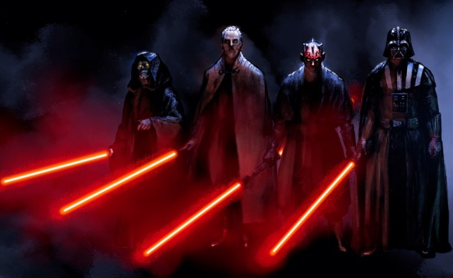 """Could This """"Menacing"""" Sith Lord Be Set On A Path Of Redemption?"""