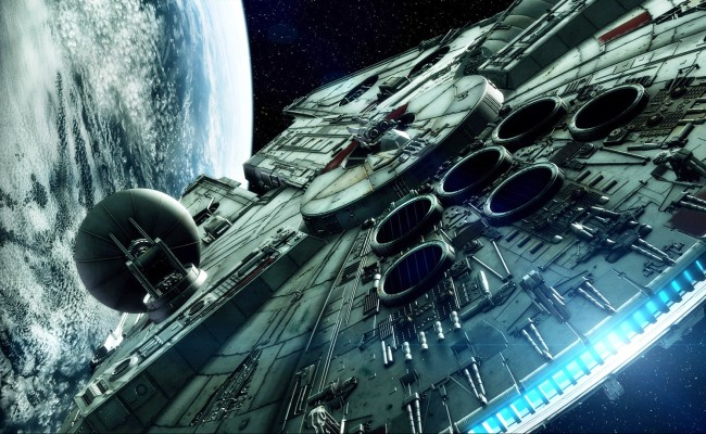 STAR WARS VII Gets a TITLE!! And it's kind of dumb…