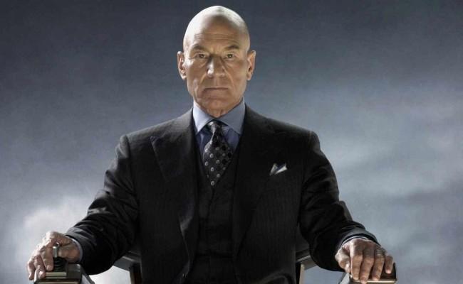 Professor X is Popping Up in WOLVERINE 3!