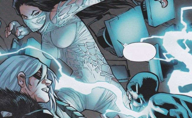 Has SPIDER-MAN Character Silk Woven Her Way To A Solo Title?