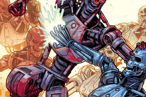 Terminator Salvation: The Final Battle #9 Review