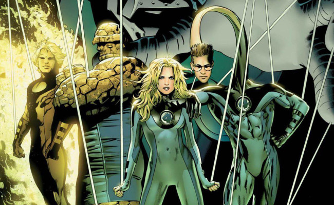 THE FANTASTIC FOUR Will Give Team The Ultimate Origin