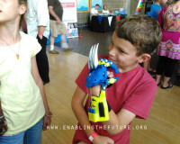 These Comic Book-Themed Prosthetic Hands Are So Cool!