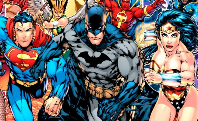 DC Ups Their Game With JUSTICE LEAGUE: GODS AND MONSTERS Companion Series