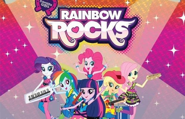 My Little Pony Equestria Girls: Rainbow Rocks Review