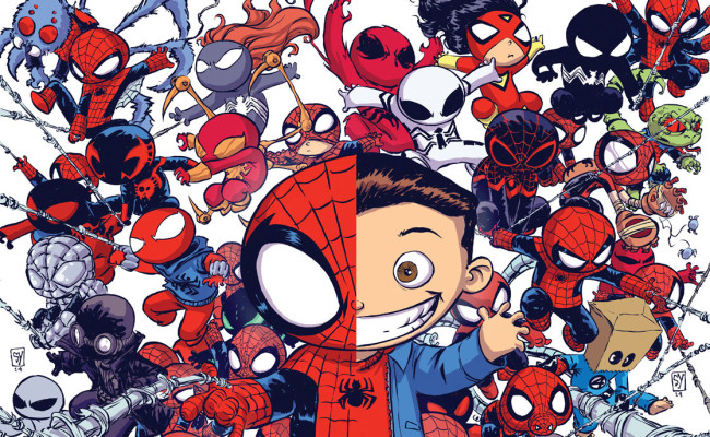 The SPIDER-MEN And WOMEN We'd Like To Survive SPIDER-VERSE