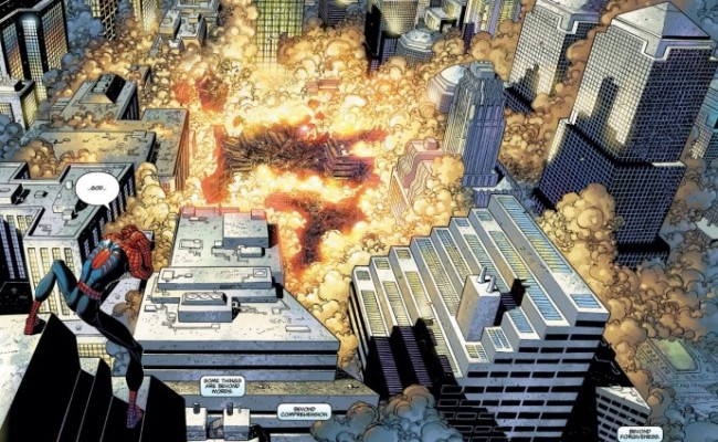 Why Everyone Should Read Spider-Man's 9/11 Issue