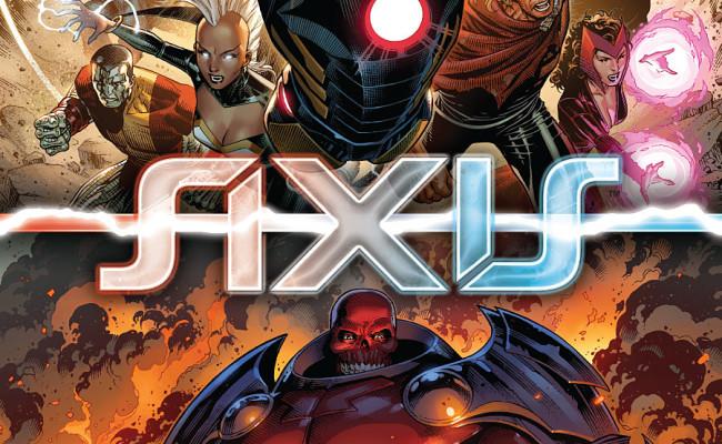 AVENGERS & X-MEN: AXIS #1 Review
