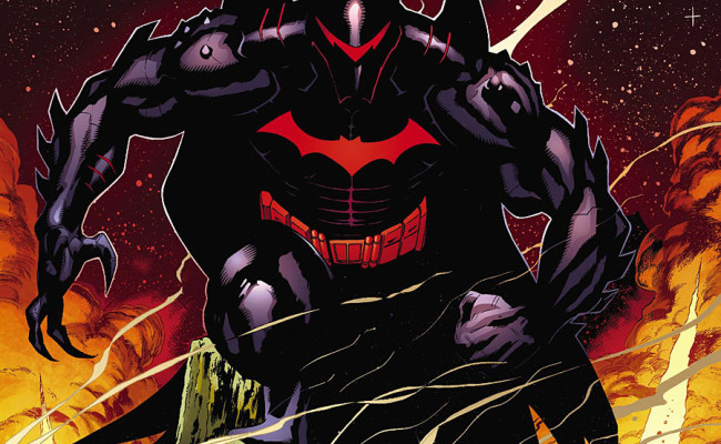 Batman and Robin #35 Review