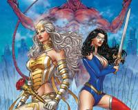 Grimm Fairy Tales vs. Wonderland #4 Review