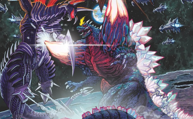 GODZILLA: Rulers of Earth #17 Review