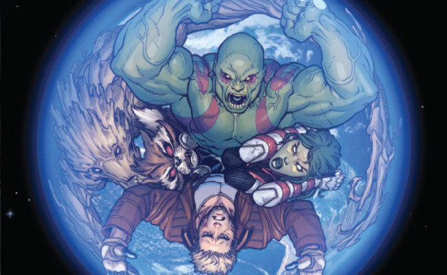 Guardians of the Galaxy #20 Review