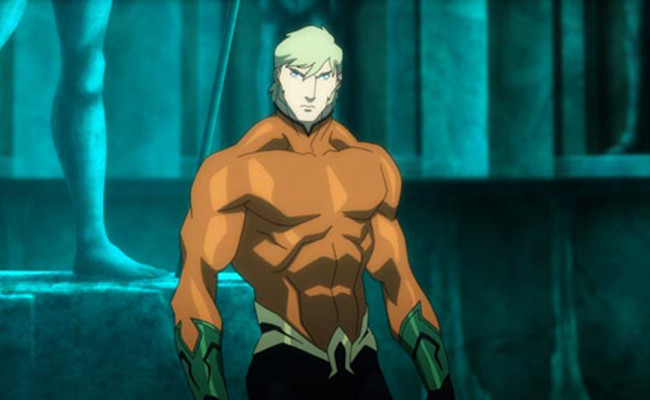 Aquaman Takes The Lead In New JUSTICE LEAGUE: THRONE OF ATLANTIS Trailer