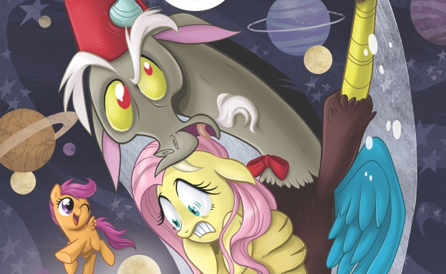My Little Pony: Friendship is Magic #24 Review