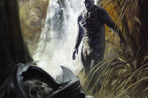 Prometheus: Fire and Stone #2 Review