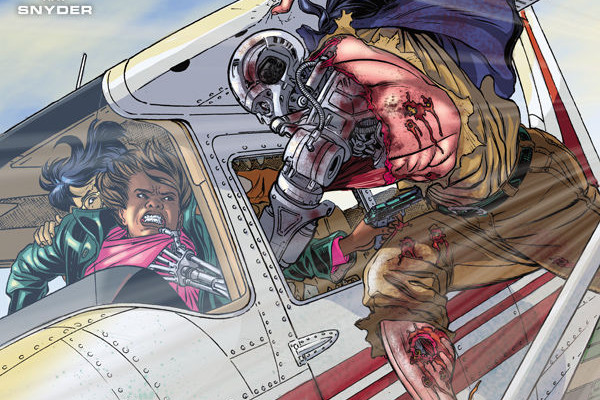 The Terminator: Enemy of My Enemy #6 Review
