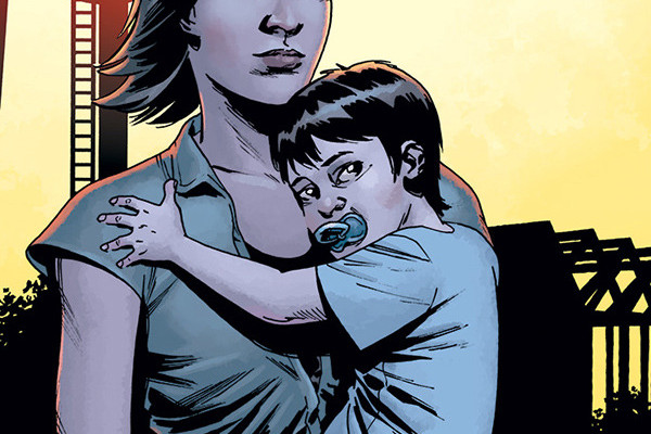 The Walking Dead #132 Review