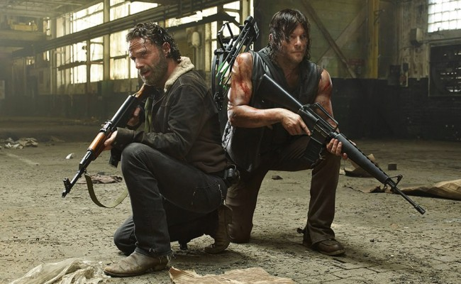 What to Expect From Season 5 of THE WALKING DEAD