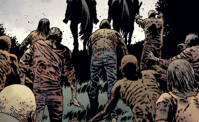 The Walking Dead #133 Review